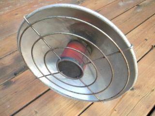 Portable Propane Heater 9 Heat Dish