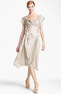 Donna Karan Collection Satin Dress