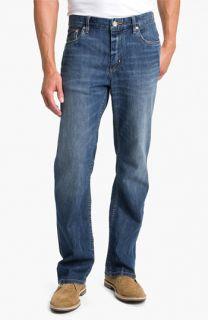 Tommy Bahama Denim Kingsly Standard Fit Straight Leg Jeans (Medium Coastal)
