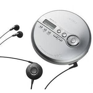 Sony  CD Walkman Compact Disc Player Play  Audio
