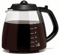 Mr Coffee 12 Cup Replacement Fit Coffee Pot Carafe GL312