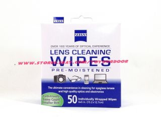 Zeiss Lens Cleaning Cloth Wipes Lenses LCD Screen Computer Camera