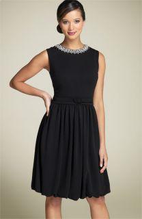 Maggy London Ponte Knit Bubble Dress