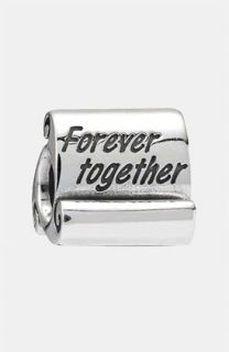 PANDORA Forever Together Scroll Charm