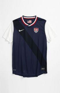 Nike USA Away Dri FIT Jersey (Big Boys)
