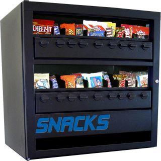 Genesis Go 380 Snack Soda Combo Vending Machine
