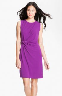 Donna Morgan Side Knot Jersey Day Dress