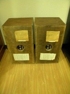 Acoustic Research AR 2ax Speakers Located in Colonial Heights Virginia