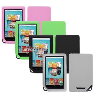 Gel Soft Skin Case Cover for Barne Noble Nook Color Nook Tablet