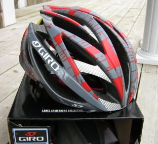 Ionos Matte Red TI Lance Armstrong Collection Large 59 63cm New