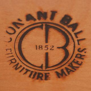 Modernmates Conant Ball Russel Wright Vanity Desk 5501