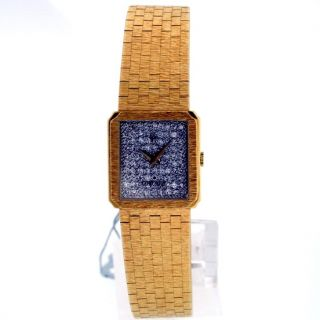 concord 18k yellow gold 55gm diamond ladies watch