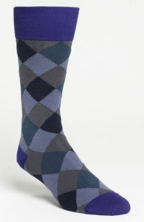 Paul Smith Accessories Harlequin Diamond Socks