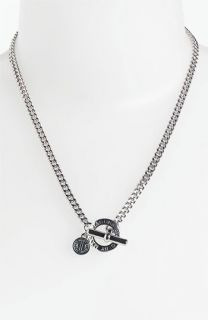 MARC BY MARC JACOBS Toggles & Turnlocks Link Necklace