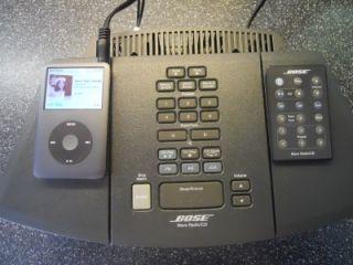radio cd player am fm clock radio awrc 1g iphone ipod  jack remote