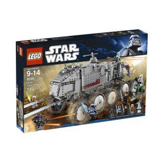 Lego Star Wars Clone Turbo Tank 8098 New in Box