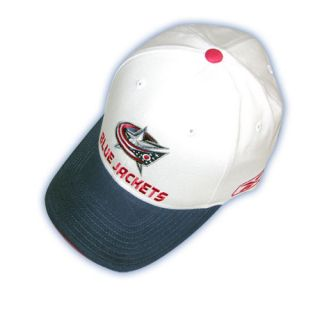 RBK SR Columbus Blue Jackets Adjustable Hockey Hat