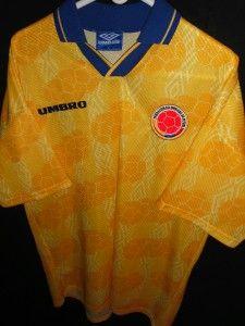 Mens XL 10 Cordova Colombia Jersey Soccer Football Shirt Escobar Mafia