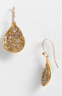 Alexis Bittar Miss Havisham Crystal Encrusted Teardrop Earrings ( Exclusive)