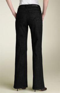 Christopher Blue Hannah Flare Leg Stretch Jeans (Black)