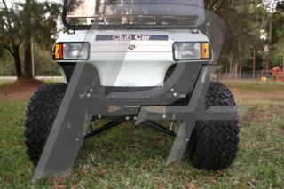 Club Car DS Golf Cart 8 A Arm Lift Kit with HD Leaf Springs
