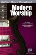 Modern Worship Guitar Chord Songbook 80 Christian Songs
