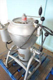 Heavy Duty Commercial Hobart Vertical Chopper Dough Mixer Mod VCM25