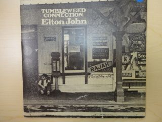 Elton John 12 LP Record Album   Tumbleweed Connection