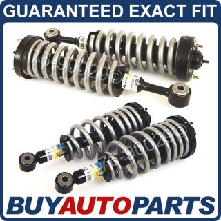 Complete Air Suspension to Coil Spring Conversion Kit for Expedition