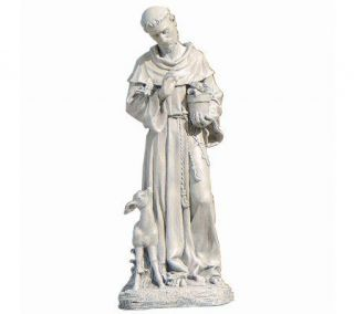 18 St. Francis Garden Decor Figure by Roman
