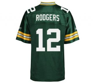 NFL Green Bay Packers Aaron Rodgers Premier Team Color Jersey