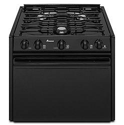 New Magic Chef Rv 3 Burner Lp Gas Stove Oven Range Camper