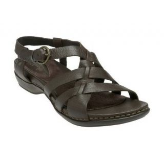 Clarks Artisan Collection Longmeadow Leather Sandal —