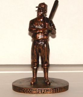 COOL PAPA BELL 2006 AllStar Game Exclusive Bronze Hartland Figurine (1