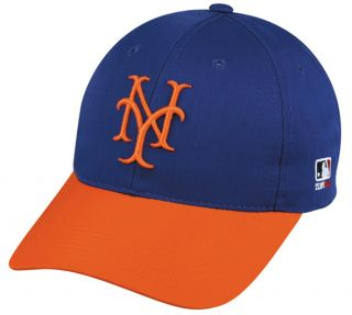 MLB Cooperstown Collection BASEBALL (NEW YORK METS) CAP hat velcro