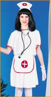 Nurse Cute Medic Hospital Cootie Nurse Child Costume