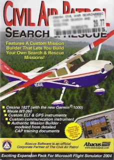 Abacus Civil Air Patrol Search Rescue for 2004 090869556442