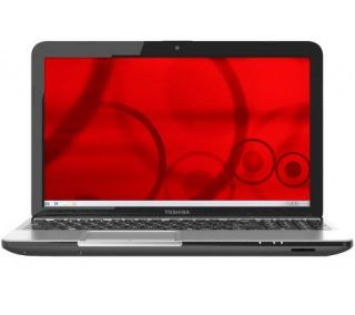Toshiba 15.6 Notebook   6GB RAM, 640GB HD withIntel Core —
