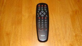 RCA Universal Remote Control for 2 Units TV VCR