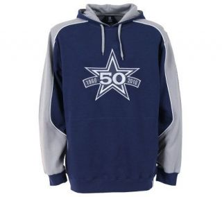 NFL Dallas Cowboys 50th Anniversary Arena Sweatshirt —