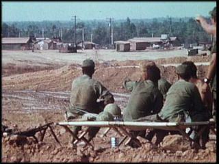 Long Binh Base Camp Army MP Hospital Vietnam War DVD