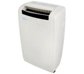 Haier 12,000BTU Portable Air Conditioner with 9,500 BTU Heater