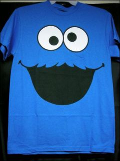 Cookie Monster T Shirt Mens Size 2 XL 50 52 Sesame Street T Shirt New