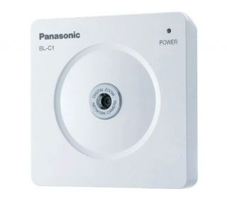 Panasonic BLC1 PetCam Network Camera —