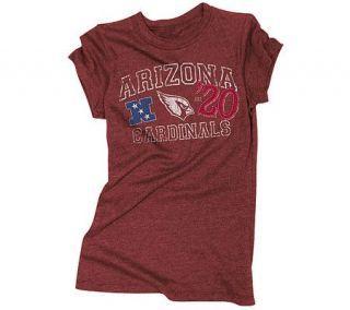 NFL Arizona Cardinals Womens Vintage Tri BlendT Shirt —