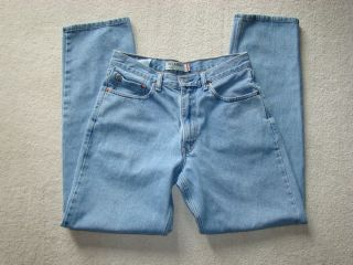 LEVIS 550 relaxed fit JEANS 33x34