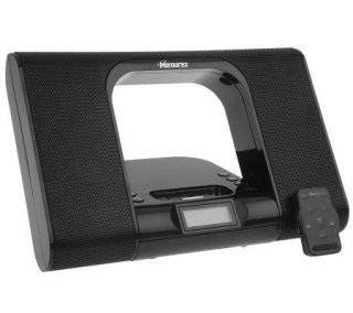 Memorex Travel Speaker for iPod/ Player and Remote Control