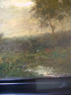 COROT / BARBIZON SCHOOL   ROYAL ACADEMY LISTED ARTIST G A BOYLE (1842