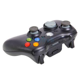 New Wireless Game Controller for Microsoft Xbox 360 Xbox360 Black