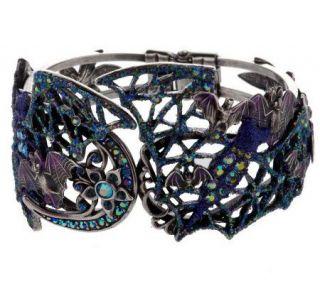 Kirks Folly Choice of Hocus Pocus HalloweenHinged Cuff Bracelets